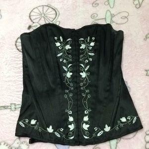 Charlotte Russe corset